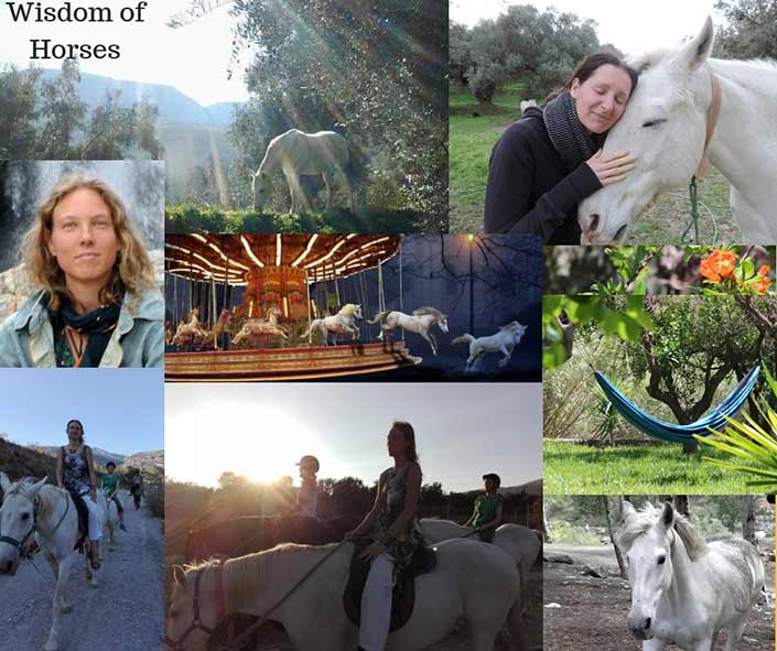 Wisdom of Horses, Retreats, Las Alpucharras, Spain
