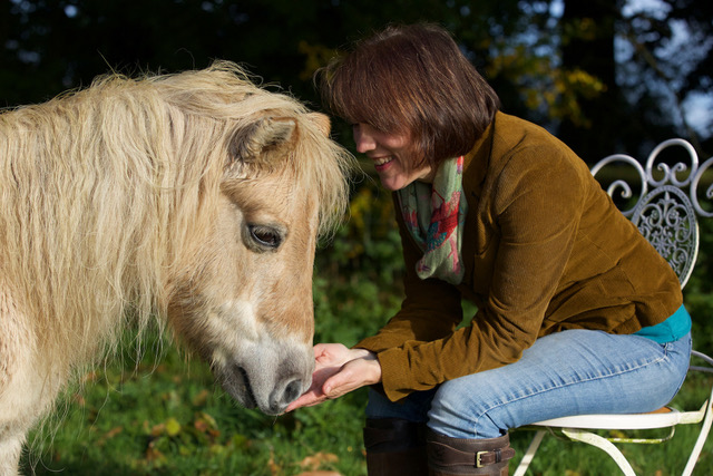 "Meet Pam Billinge from ""The Spell of the Horse: Stories of Healing and Personal Transformation with Nature's Finest Teachers."""